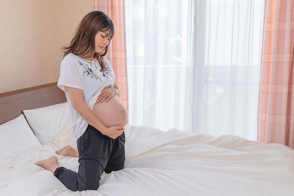 出会い系にいる妊婦さん