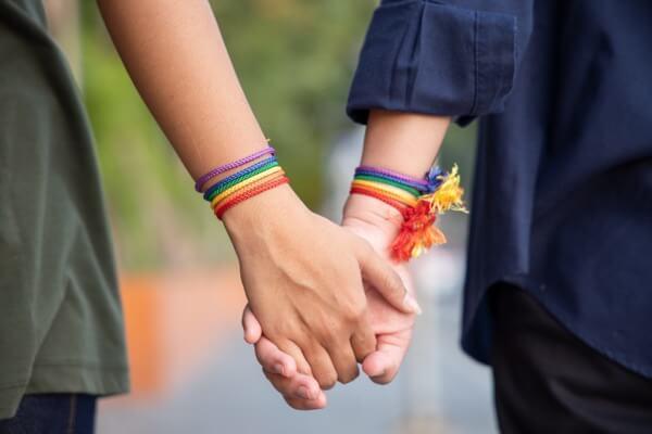 LGBTカップル