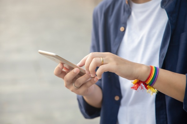 LGBTのマッチングアプリ