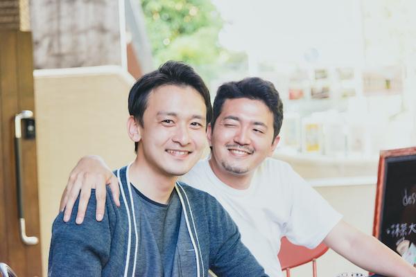 ゲイのカップル