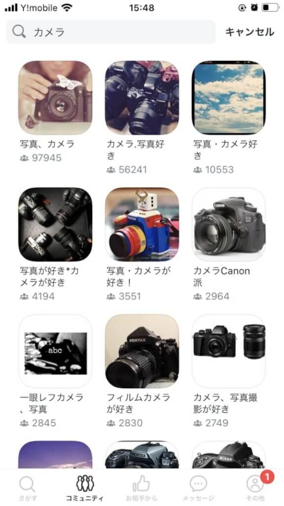 カメラ好きな人が集まる様々なコミュニティ