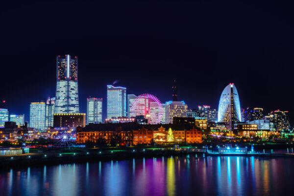 横浜の夜景_出会いスポット