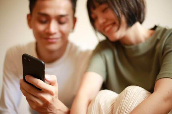 鳥取で出会い系アプリを使って出会ったカップル