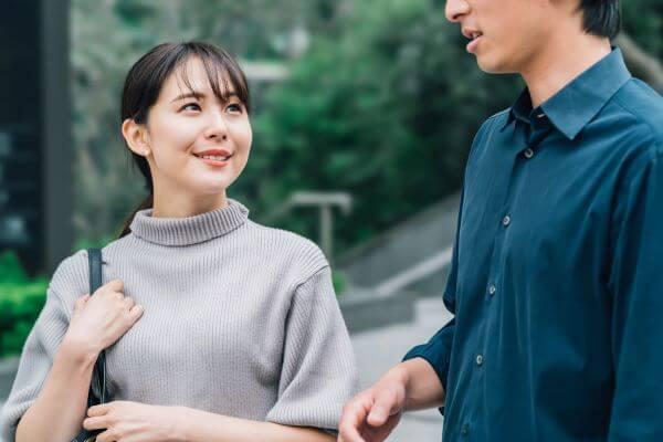名古屋で出会い系で出会ったカップル