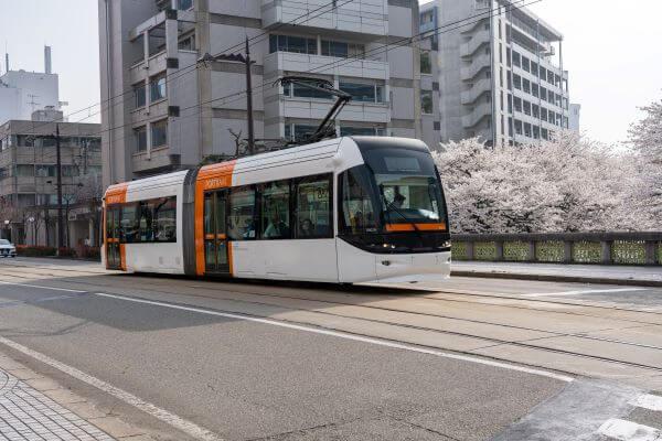 富山県 電車